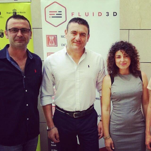 New System Electromedicina , premio emprendedor Región de Murcia