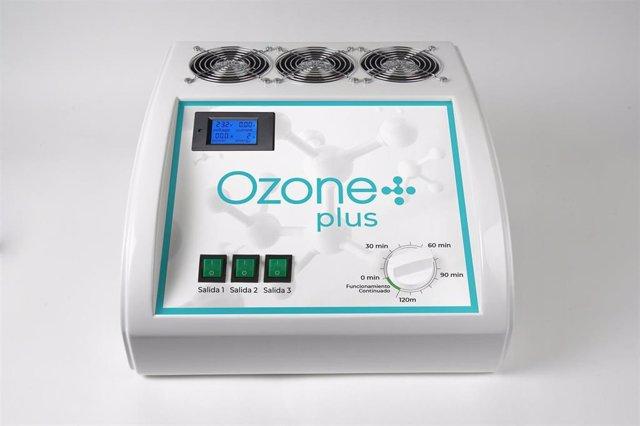EUROPA PRESS: Una empresa murciana se pasa a la fabricación de dispositivos de ozono para la desinfección de espacios